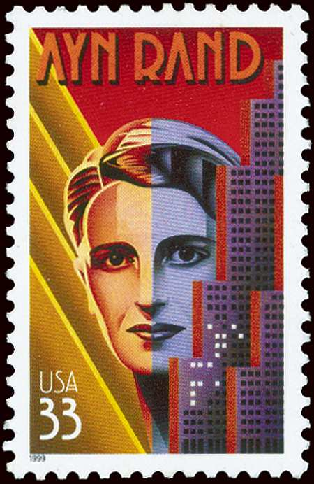 Why I Like Stamp Collecting by Ayn Rand