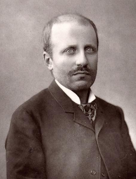 Baron Philippe von Ferrari