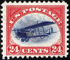 World's 1st Airmail