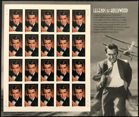 3692s 37 cary grant mint 3692sm