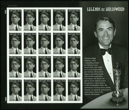 4526s 44 gregory peck mint 4526sm