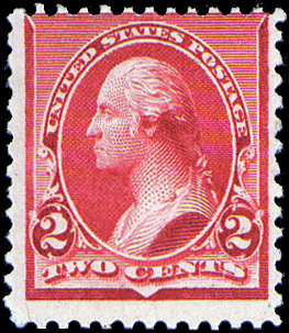 A Flaw In The Printing Plate Resulted Two Additional Varieties Of 2 Washington