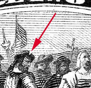 Landing Of Columbus 2 Cent Stamp