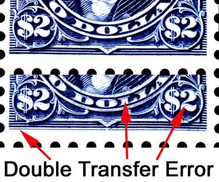 Double Transfer Vertical Comparison