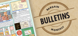 Bargain Bulletins