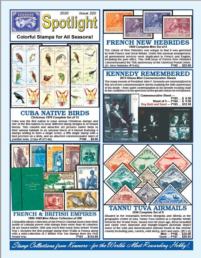 Kenmore November Spotlight #320